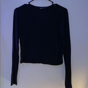 Cropped LS Top